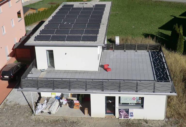 Impianto fotovoltaico Personico